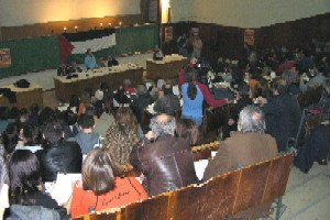 Από τη Συνέλευση της Πρωτοβουλίας Αλληλεγγύης στην Παλαιστίνη στο ΜΑΧ (ΕΜΠ)